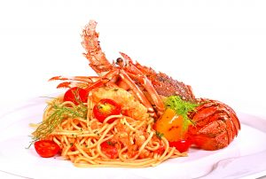 Pasta Lobster pasta Artusi Italian Food Restaurant in Delhi and Gurgaon